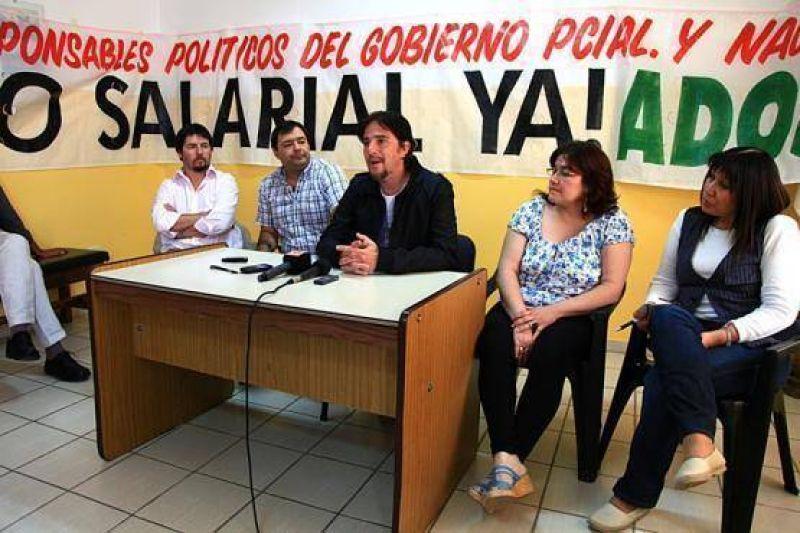 Adosac hizo una denuncia por retención de aportes sindicales