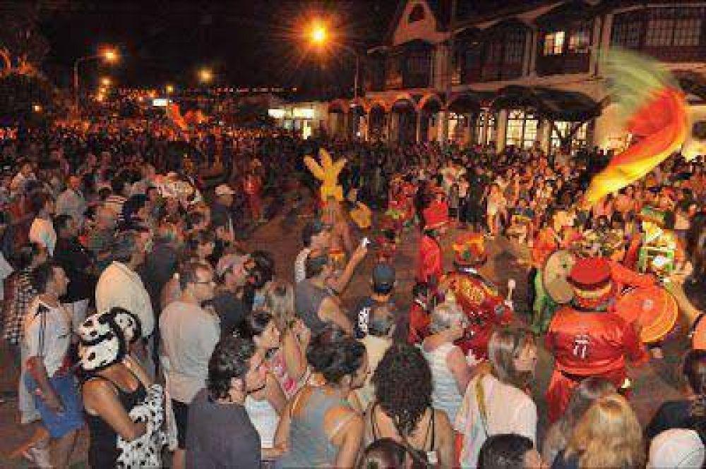 Balance del carnaval en Sierra de la Ventana
