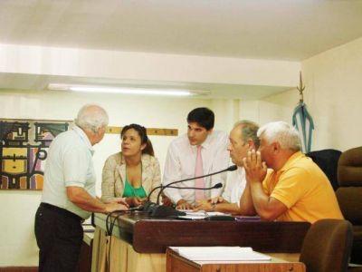 El Concejo citó a Muriale para el 26 de febrero