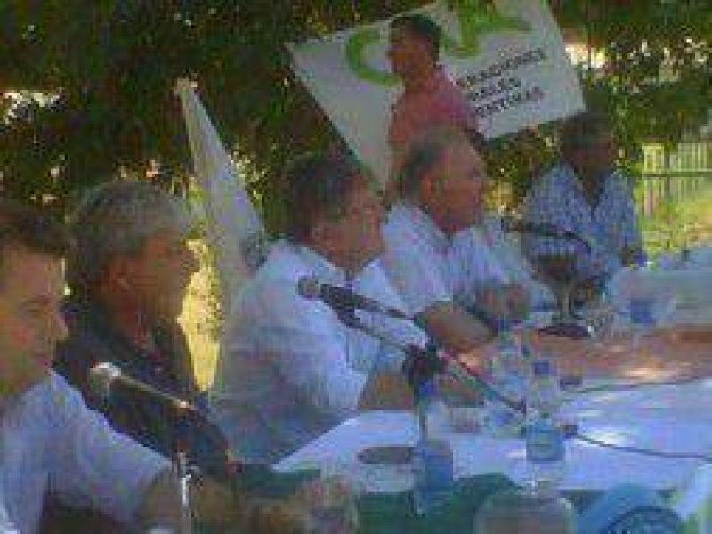 Pehuaj�: Ruralistas piden a la Mesa de Enlace endurecer medidas