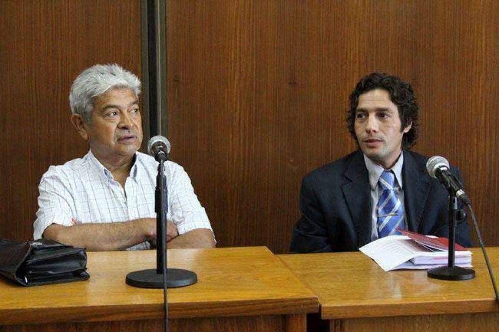 Investigan por una supuesta estafa con terrenos al exgremialista Faustino Cisneros