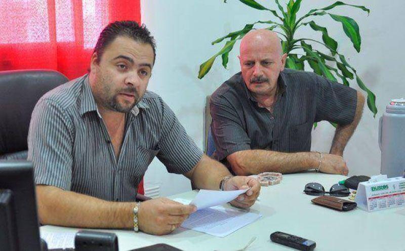 """Ahora, los dirigentes de la UTA prometen """"marcar de cerca"""" al municipio y a la empresa"""