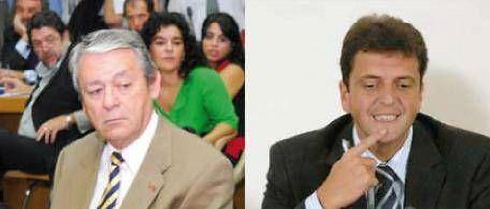 El oficialismo se ilusiona con la dupla Kirchner - Scioli