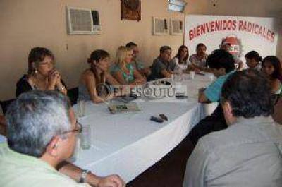 """El radicalismo calificó de """"bochorno político"""" lo sucedido en Ancasti"""