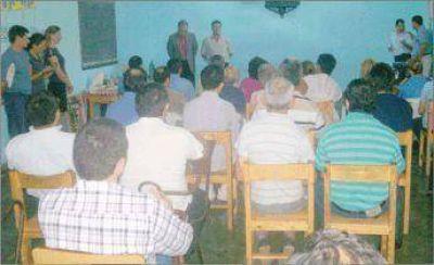 """Realizaron acto de cierre de la """"Escuela de Verano"""" en cárceles de Posadas"""