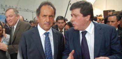 Mariotto se diferencia de Boudou y apoya a Scioli en su reclamo por la coparticipación