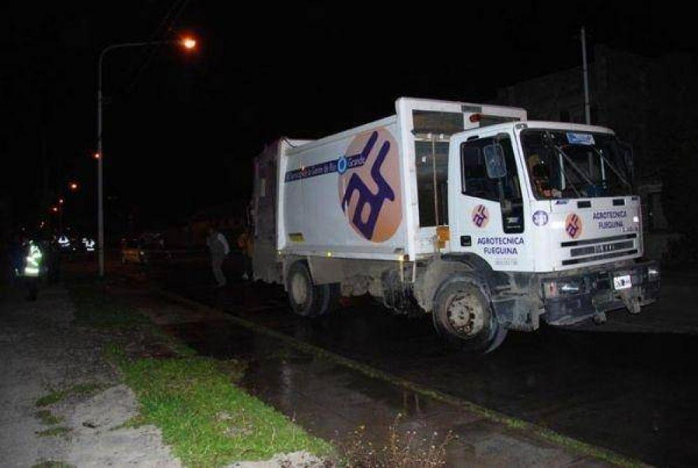 Un conflicto gremial paraliza la recolección de residuos en la provincia