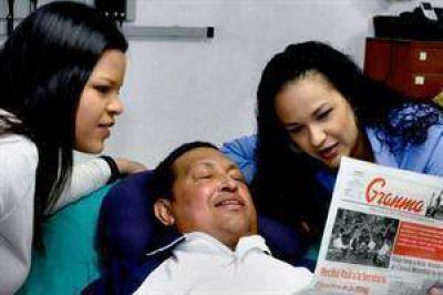 Chávez regresó a Venezuela
