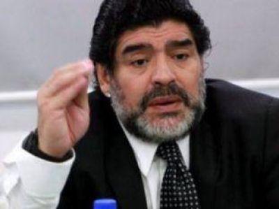 """""""Quiero ver a Dieguito Fernando, pero con Verónica se terminó"""""""