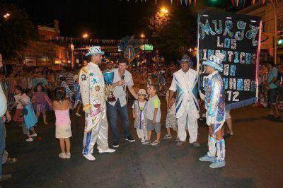 Con más de 12 mil vecinos, el carnaval volvió a Boulogne