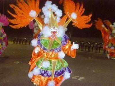 El carnaval tiene su cierre hoy en el Multieventos