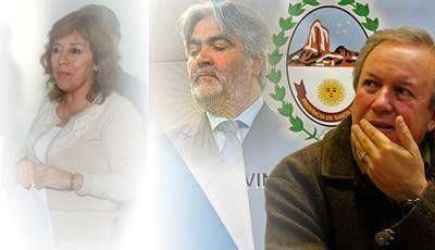 Peralta definió su nuevo gabinete y Acevedo puso su ministra