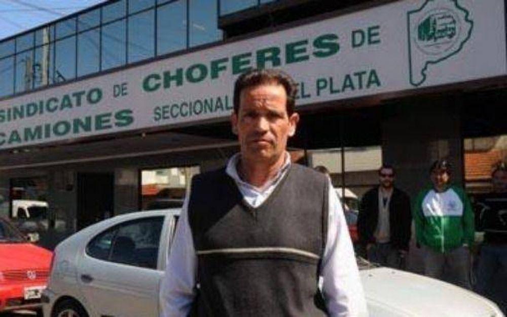 Peligra acuerdo de precios: funcionario de Pulti encabeza protesta de camioneros