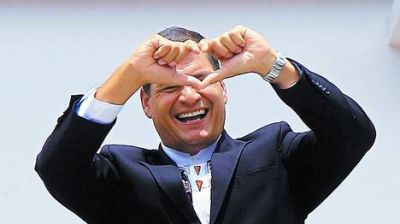 Correa se encamina a un control total del Congreso ecuatoriano