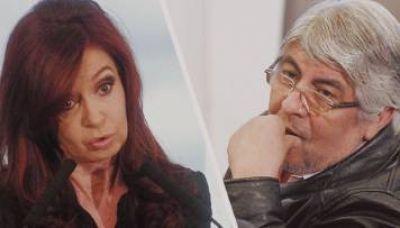 """Moyano y la re-reelección de Cristina: """"Sería un suicidio colectivo"""""""