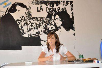 María Luz Alonso, la que más leyes propuso desde La Cámpora