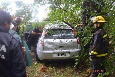 Fatal accidente en la 188 a la altura de Cecir