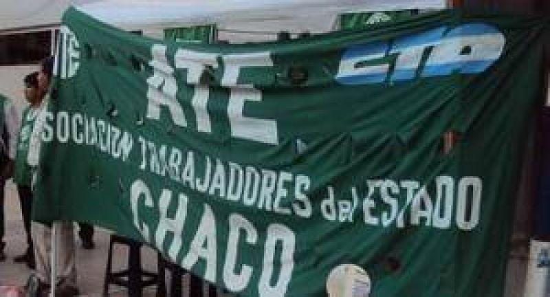 ATE Chaco inicia un paro de 48 horas