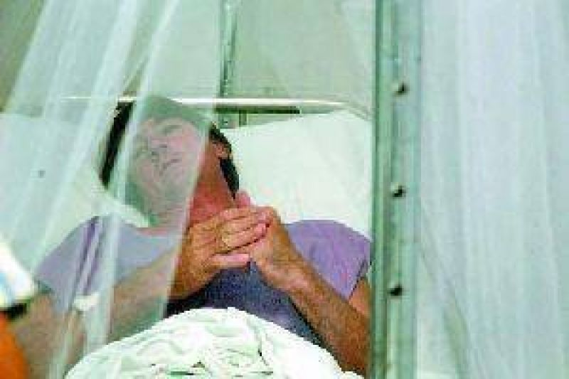 Fue dado de alta el trabajador rural internado con síntomas de dengue