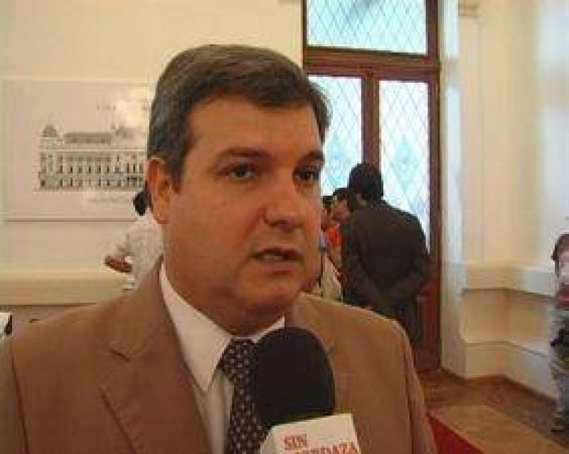 Pablo Farías, el candidato de Binner