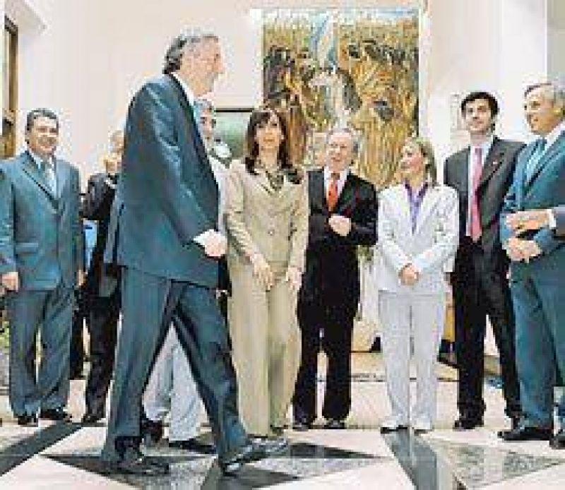Gobernadores del PJ descartan ser candidatos como Scioli