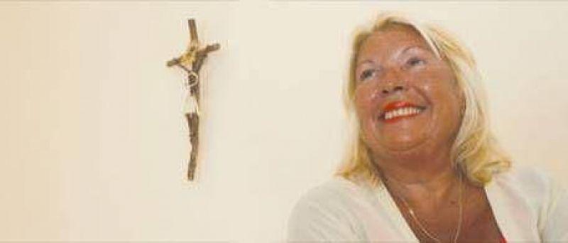 """Gente creyente: confían en que """"Lilita"""" Carrió resucite su candidatura a diputada por la Capital luego de la Pascua"""