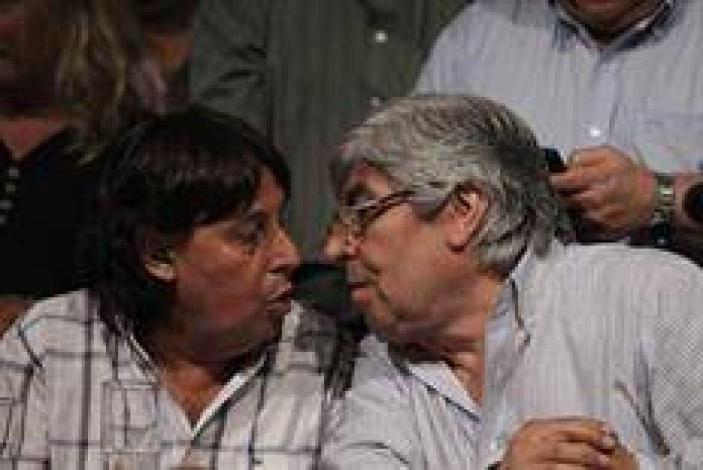 """Gremio docente """"moyanista"""" ratificó el paro de tres días, con críticas a Cristina y Scioli"""