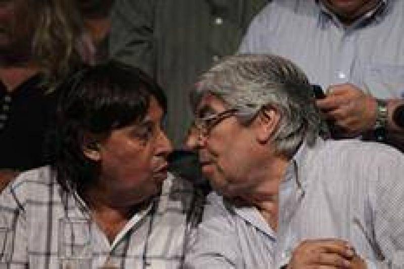 """Gremio docente """"moyanista"""" ratific� el paro de tres d�as, con cr�ticas a Cristina y Scioli"""