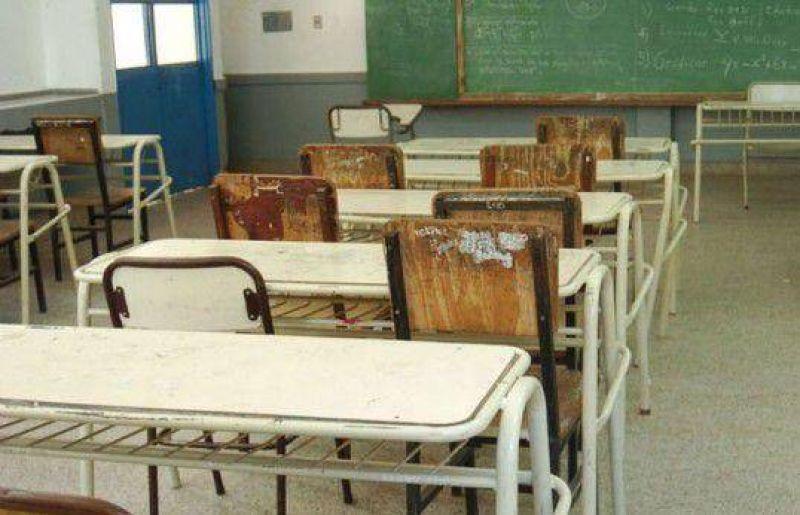 Gremio moyanista anunci� paro docente por tres d�as en la Provincia