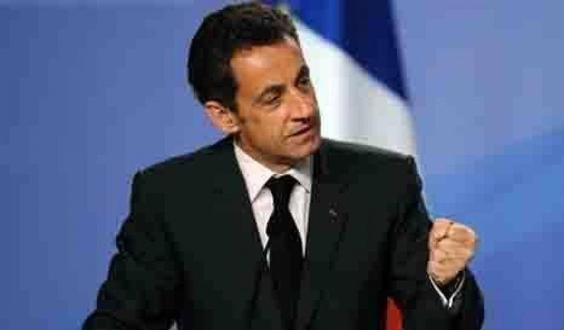 Otra amenaza de muerte a Sarkozy