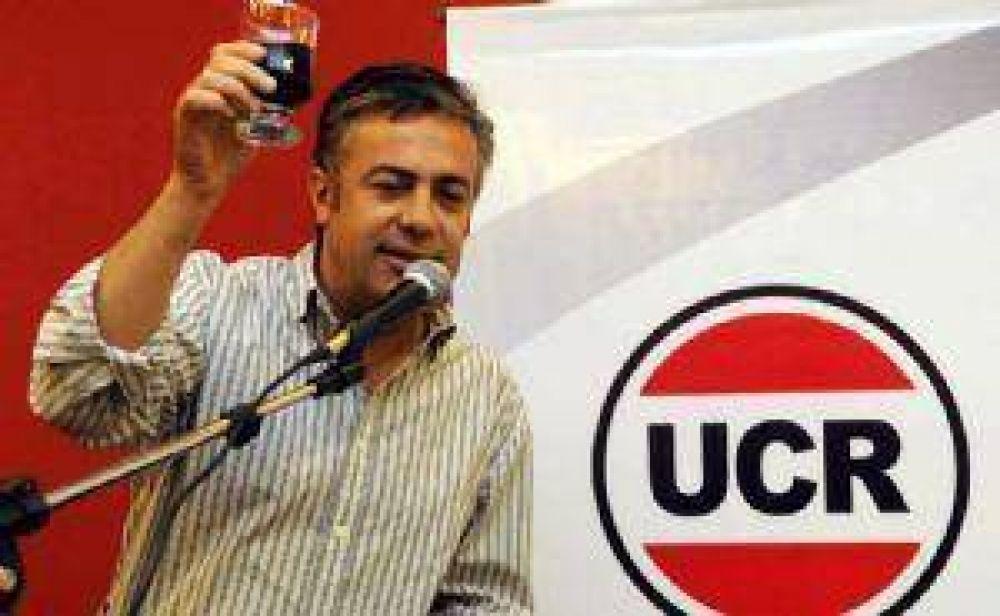 Si Iglesias y Fayad no van a la interna partidaria, la UCR replantearía la convocatoria