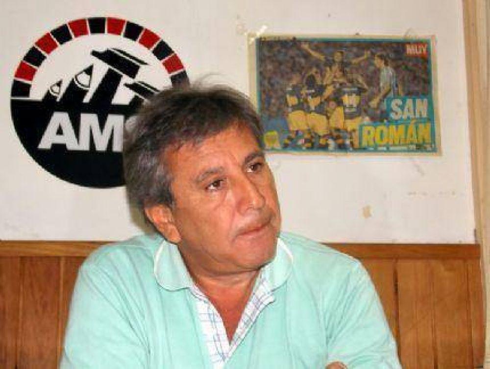 """Roberto """"Chucho"""" Páez: """"Sabemos que será muy difícil, pero iremos por el 30% de aumento salarial"""""""