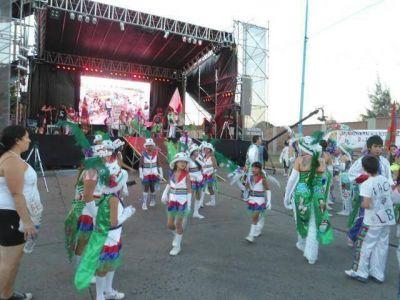 Murgas de Ezpeleta, presentes en el Carnaval