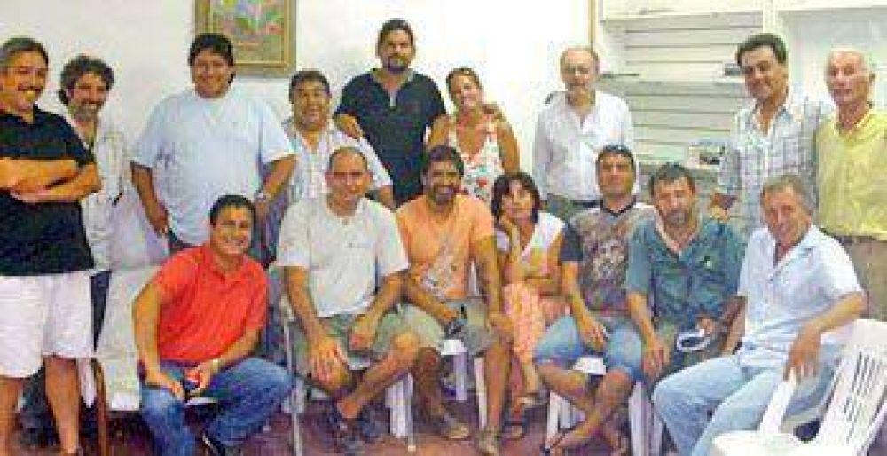 Consolidan la CTA Regional Pergamino de Pablo Micheli