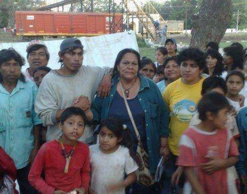 En Embarcación exigen parte de la ayuda que va a Tartagal