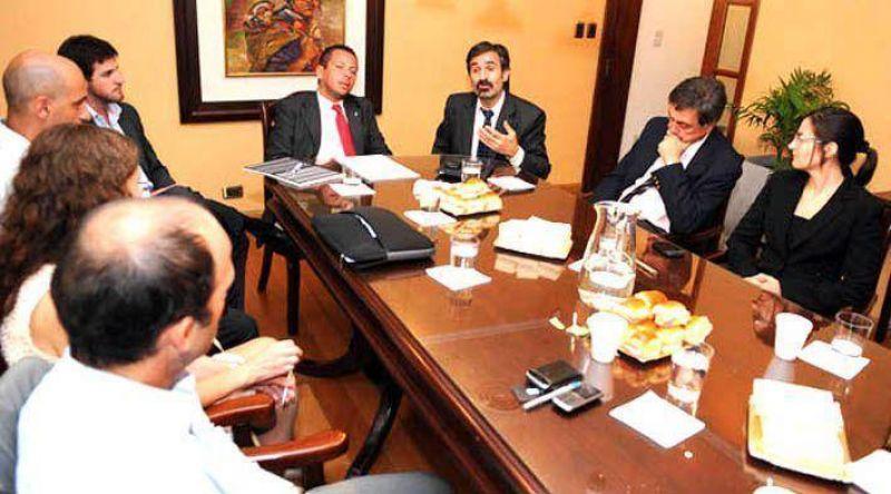 Realizan reunión técnica de OFEMI en la Casa de Jujuy