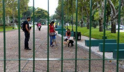 Reabrió el Parque Centenario