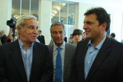 Edgardo Capelli y José Eseverri en el Seminario sobre Seguridad y Gobiernos