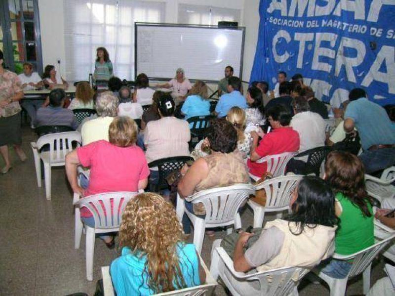 Amsafe rechazó por amplia mayoría la oferta del Gobierno