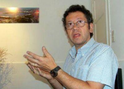 """Marcelo Viejo, el """"motor"""" del Centro """"Dr. Ramón Carrillo"""", trabaja por la recuperación de los valores del peronismo"""