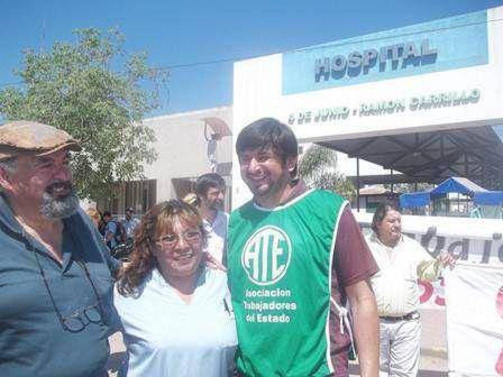 Sáenz Peña: ATE decretó 72 horas de paro para la semana entrante