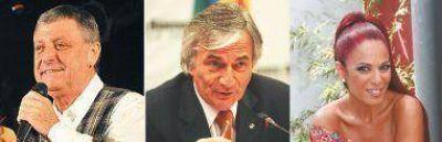 Los candidatos de los residentes en la Argentina