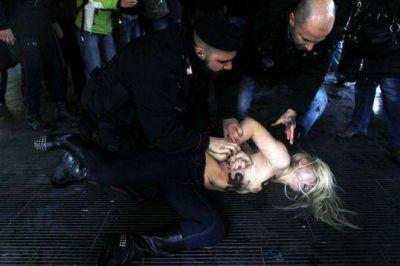 Elecciones en Italia: fuertes protestas y baja participación