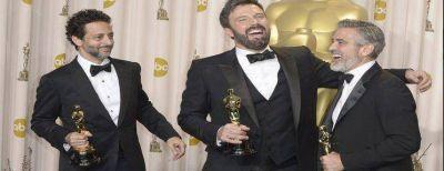 Argo se llevó el Oscar a mejor película