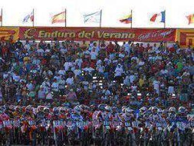 Enduro del Verano 2013: Una multitud llegó a Villa Gesell para presenciar la última prueba