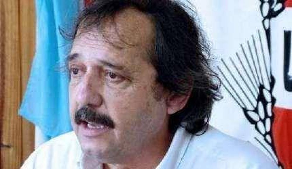 Ricardo Alfonsín estará en Balcarce el martes 14