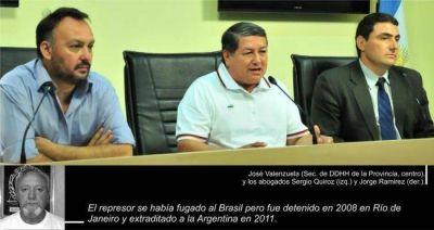 Masacre de Margarita Belén: el gobierno espera un fallo ejemplar en el juicio a Norberto Tozzo