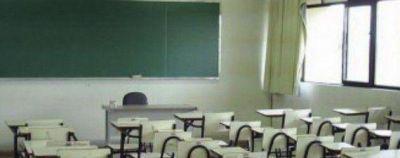 Habría clases desde el miércoles