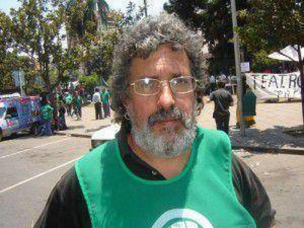 """Fernando Acosta sobre el acatamiento al paro nacional de ATE en Jujuy: """"fue una adhesión muy importante"""""""