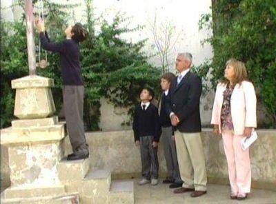 El inicio de clases en Villa Mercedes fue presidido por el vicegobernador